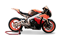 Immagine per la categoria CBR 1000 RR 2008-2013